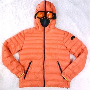 AI Riders On The Storm Micro Ripstop Down Jacket
